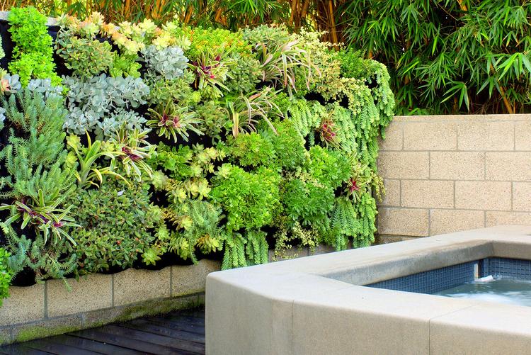 Como Hacer Un Jardin Vertical Exterior Excellent Diy