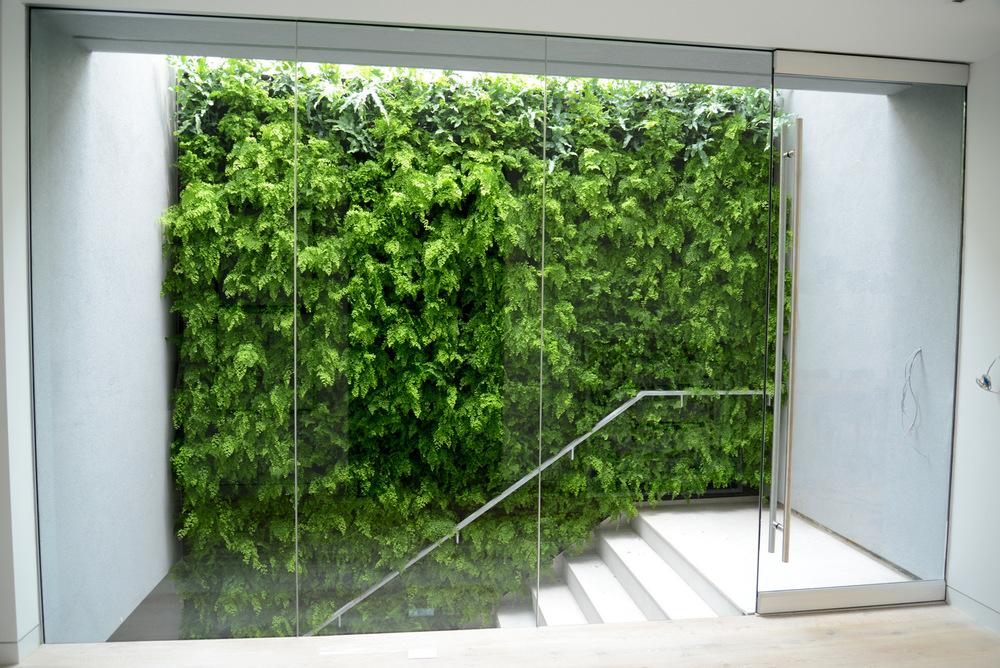 Llega el verano refresca tu ambiente con un jard n for Riego jardin vertical