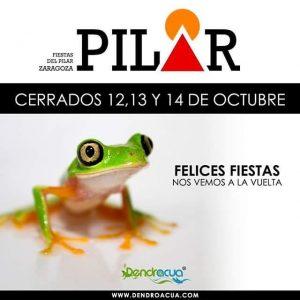 FIESTAS DEL PILAR 2017 Por primera vez desde que inauguramoshellip